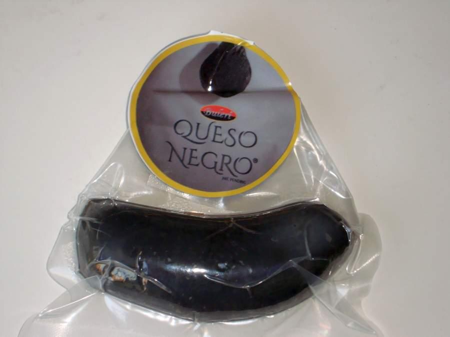Queso negro buleri